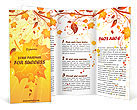 Autumn Brochure Template