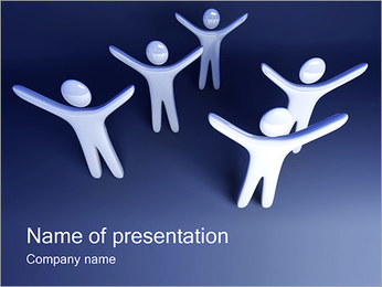 Winning Team PowerPoint Template