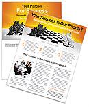 Chess Newsletter Template