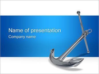 Anchor PowerPoint Template