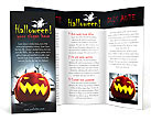 Halloween Brochure Templates