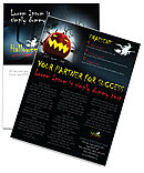 Halloween Newsletter Template