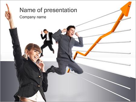 Sucesso Modelos de apresentações PowerPoint