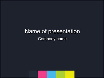 Creative Abstract PowerPoint Template