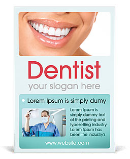 Dental Help Ad Templates