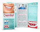 Dental Help Brochure Template