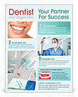 Dental Help Flyer Template