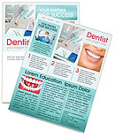 Dental Help Newsletter Template