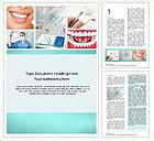 Dental Help Word Template