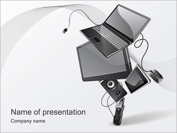 Technics PowerPoint presentationsmallar