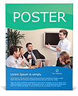 Consulting Poster Template