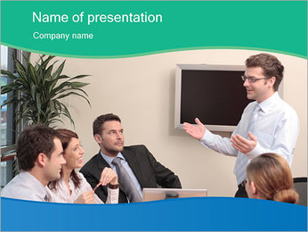 Consulting PowerPoint Template