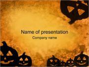 Jack-o-lantern PowerPoint Templates