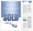 Sold Word Templates