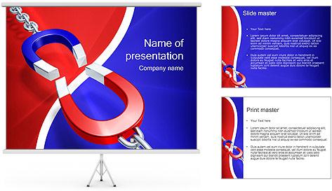 Aimant activité Modèles des présentations  PowerPoint