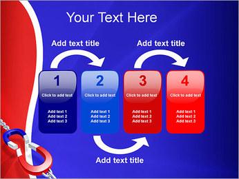 Aimant activité Modèles des présentations  PowerPoint - Diapositives 11