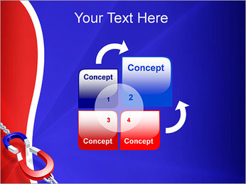 Aimant activité Modèles des présentations  PowerPoint - Diapositives 5