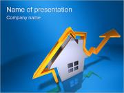 Real Estate Rate PowerPoint Templates