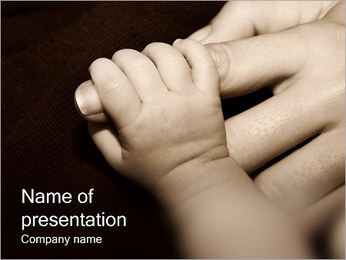 Annelik PowerPoint sunum şablonları