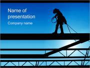 Construction Site PowerPoint Templates