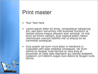 Internet Library PowerPoint Template - Slide 24