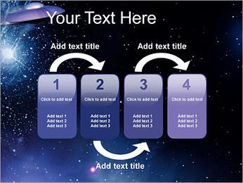 OVNI Modèles des présentations  PowerPoint - Diapositives 11