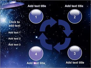 OVNI Modèles des présentations  PowerPoint - Diapositives 14