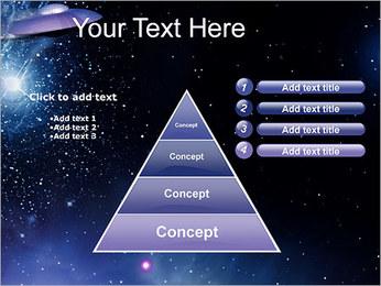 OVNI Modèles des présentations  PowerPoint - Diapositives 22
