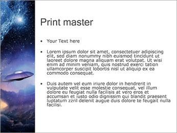 OVNI Modèles des présentations  PowerPoint - Diapositives 24