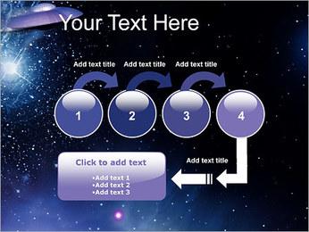 OVNI Modèles des présentations  PowerPoint - Diapositives 4
