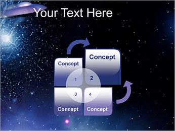 OVNI Modèles des présentations  PowerPoint - Diapositives 5