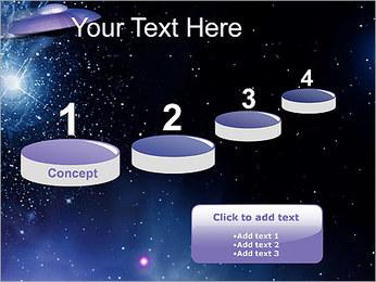 OVNI Modèles des présentations  PowerPoint - Diapositives 7