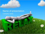 Relax PowerPoint Templates