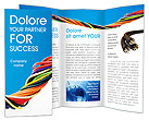 Cable Brochure Templates