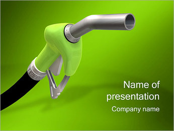 Biofuel PowerPoint Template