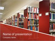 Library PowerPoint Templates