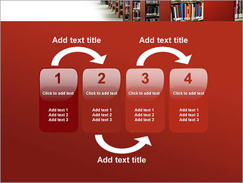 Library PowerPoint Template - Slide 11