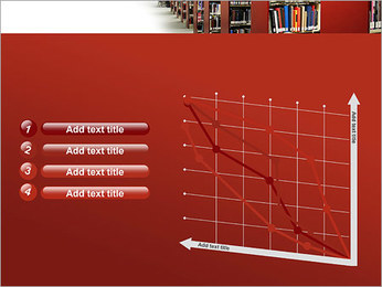 Library PowerPoint Template - Slide 13