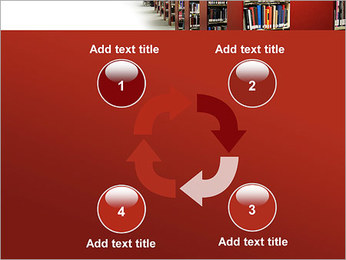 Library PowerPoint Template - Slide 14