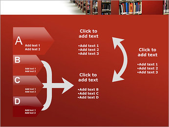 Library PowerPoint Template - Slide 16