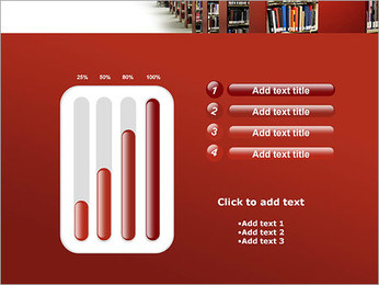 Library PowerPoint Template - Slide 18