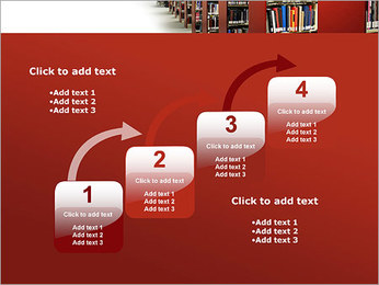Library PowerPoint Template - Slide 20
