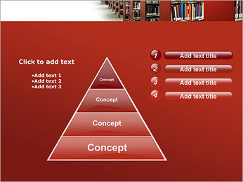 Library PowerPoint Template - Slide 22