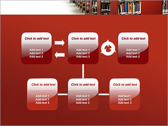 Library PowerPoint Template - Slide 23