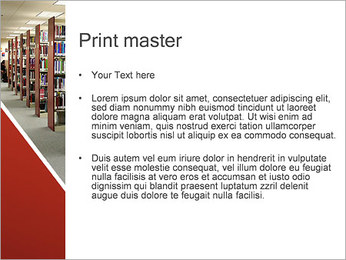 Library PowerPoint Template - Slide 24