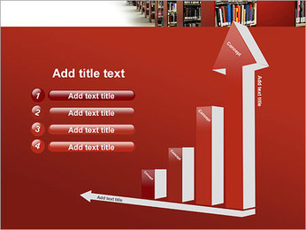 Library PowerPoint Template - Slide 6