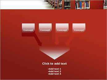 Library PowerPoint Template - Slide 8