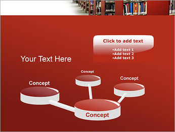 Library PowerPoint Template - Slide 9