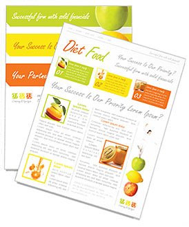 fitness newsletter template design id 0000000722 smiletemplates com