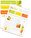 Fitness Newsletter Template